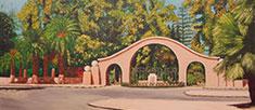 Tableau d'Art – Maroc Oujda – Chatenay Malabry France - Des tableaux d'ici et d'ailleurs